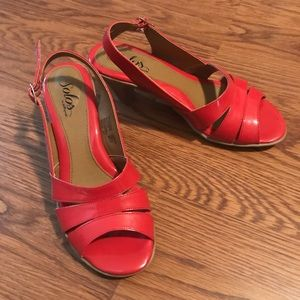 Solos by Softspots heels